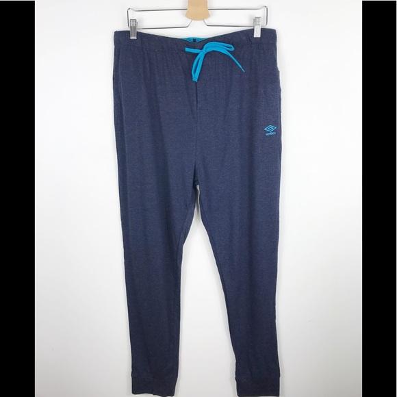 umbro jogging pants